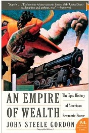 Empire of Wealth by John G. Steele (on Amazon)