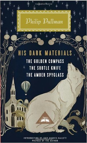 His Dark Materials- The Golden Compass : The Subtle Knife : The Amber Spyglass