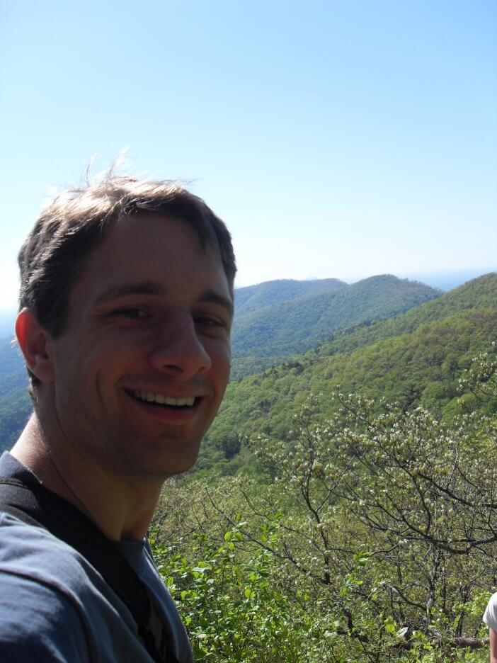 Woody Gap to Neels Gap on the Appalachian Trail 5