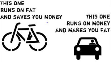 Bike Saves You Money