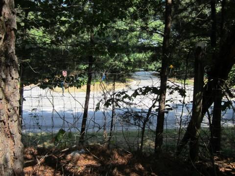 Hidden Urban Trail On Riverbend