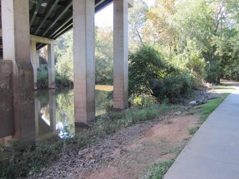 13 Shoals Under Bridge