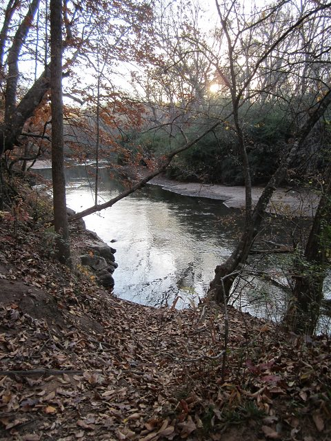 Trail Along Middle Oconee