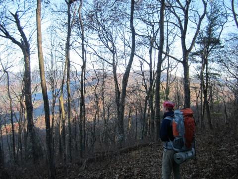 View Near Chattahoochee Gap