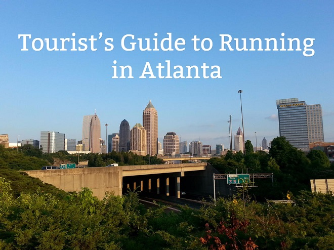 Tourist Guide Running in Atlanta