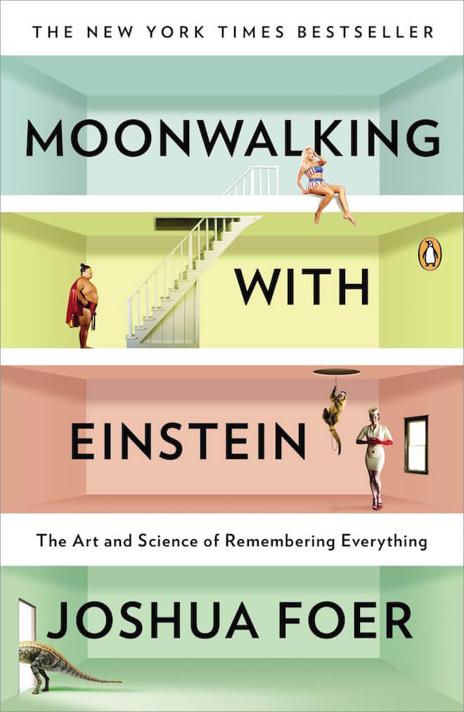 Moonwalking With Einstein by Joshua Foer Book Review