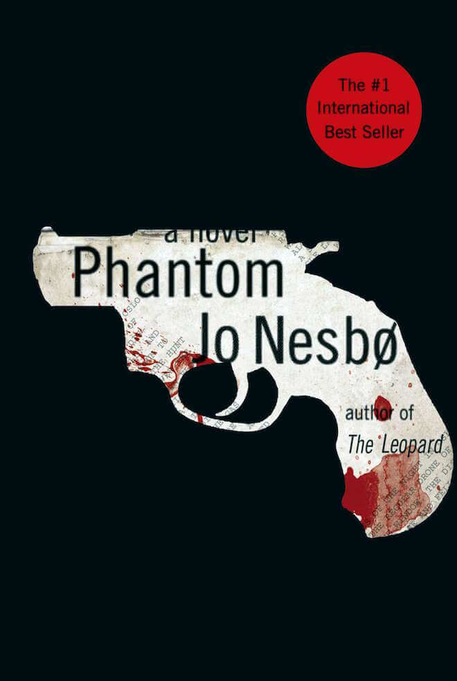 Phantom by Jo Nesbo Book Review