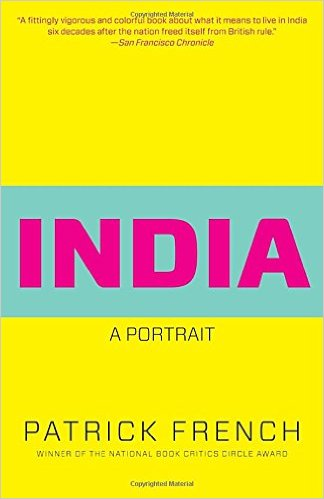 India: A Portrait by Patrick French