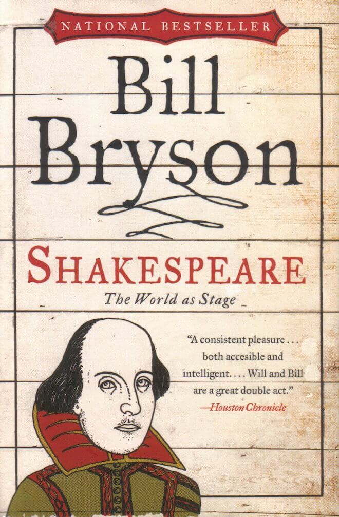 Shakespeare by Bill Bryson Book Review