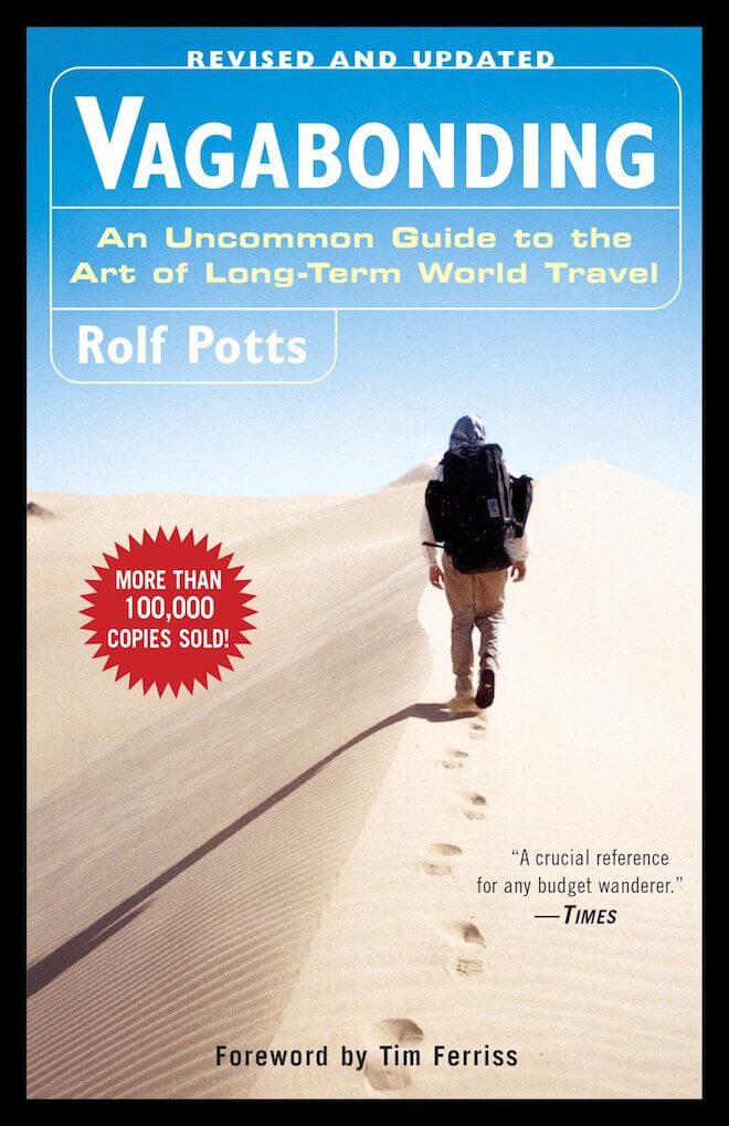 Vagabonding by Rolf Potts Book Review
