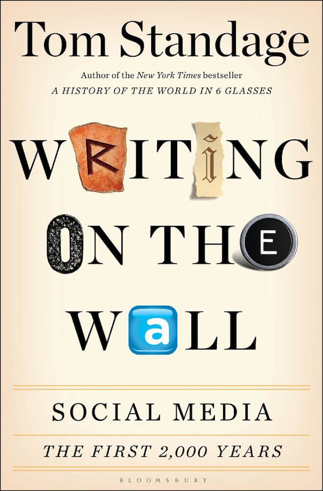 Writing on the Wall by Tom Standage Book Review