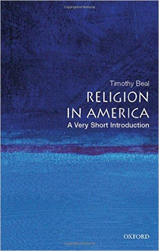 Religion in America- A Very Short Introduction