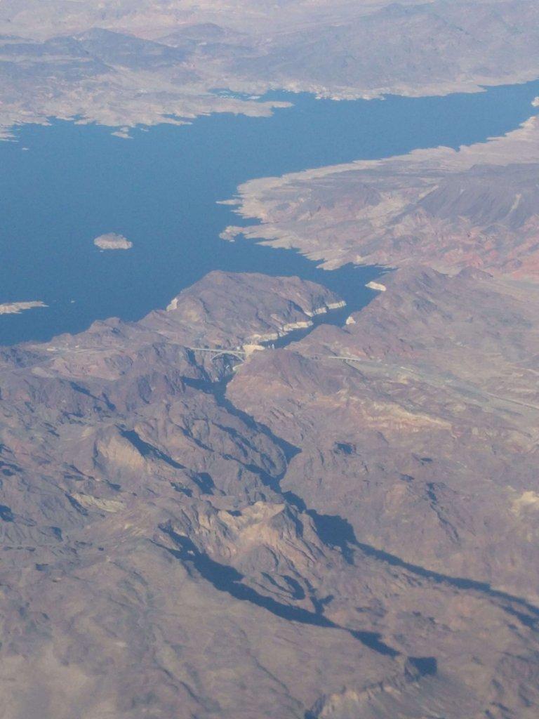 Hoover Dam Air
