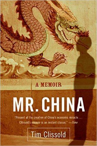 Mr. China- A Memoir
