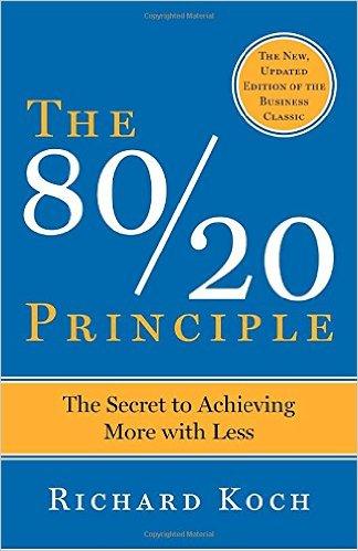 The 80:20 Principle