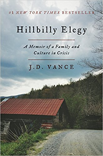 Hillbilly Elegy by J.D. Vance Book Review