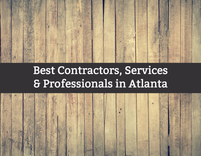 Best Contractors Services Professionals Atlanta