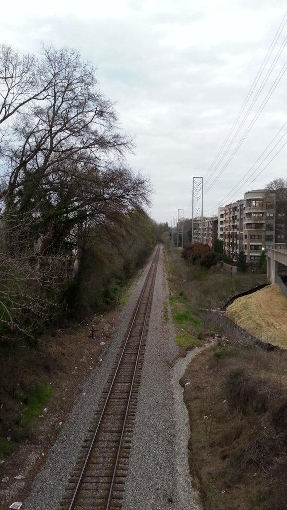 Photos of Atlanta's Downtown Railroads 2