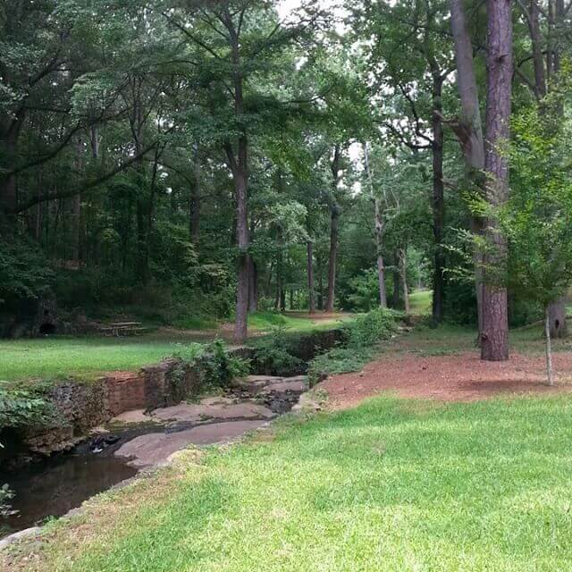 Disc Golf at Perkerson Park