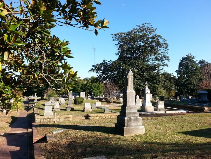 Summer in Oakland Cemetery