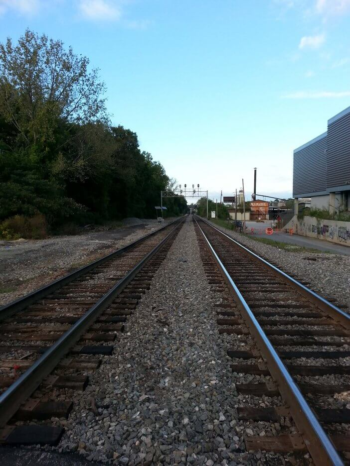 Photos of Atlanta's Downtown Railroads 1