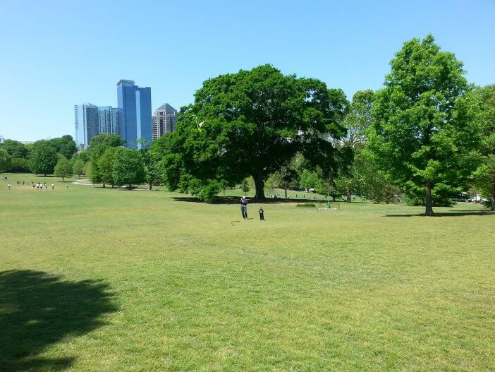 Piedmont Park in Atlanta, GA 1
