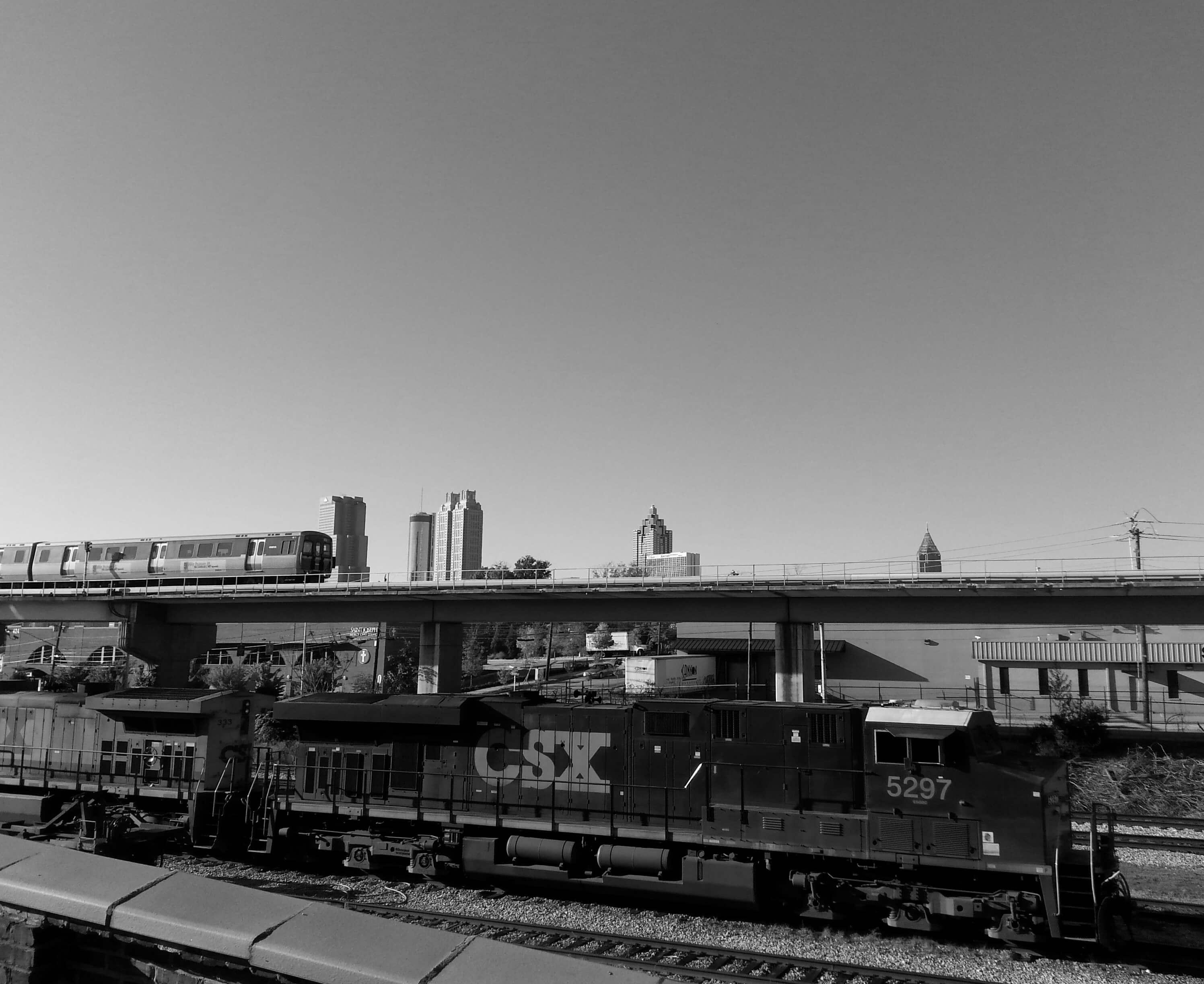 Railroads Leaving Downtown