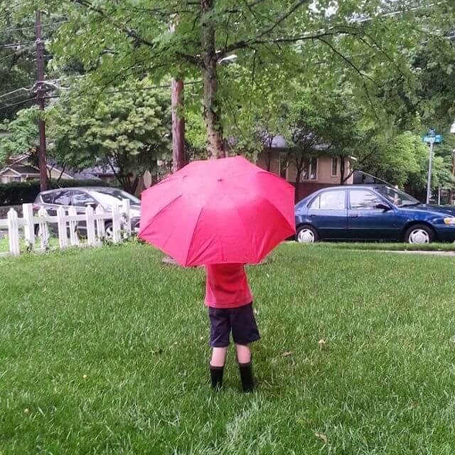 Rainy Fourth of July 1