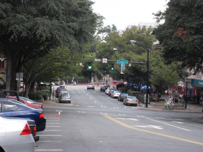 Downtown Athens Georgia 2