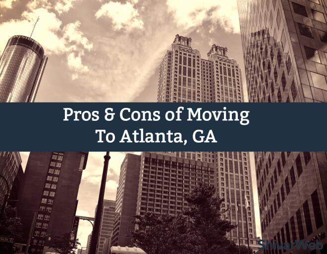 Moving to Atlanta