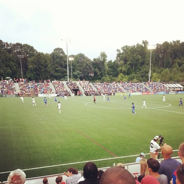 Atlanta Silverbacks Stadium
