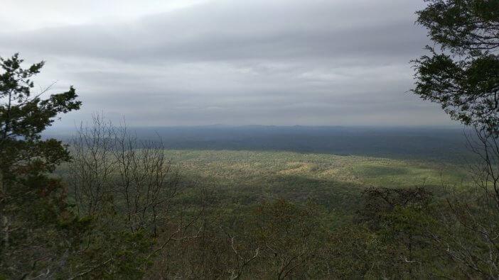 Hiking Cheaha Wilderness 4