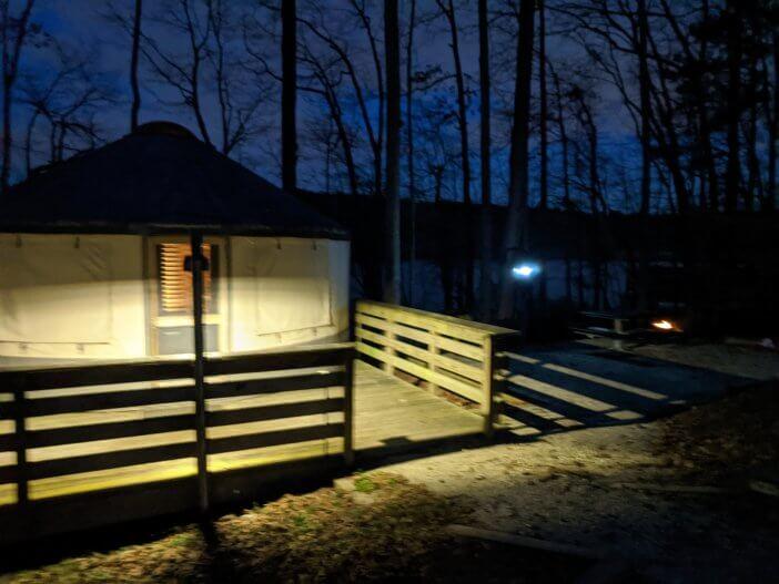 Sweetwater Yurt 3