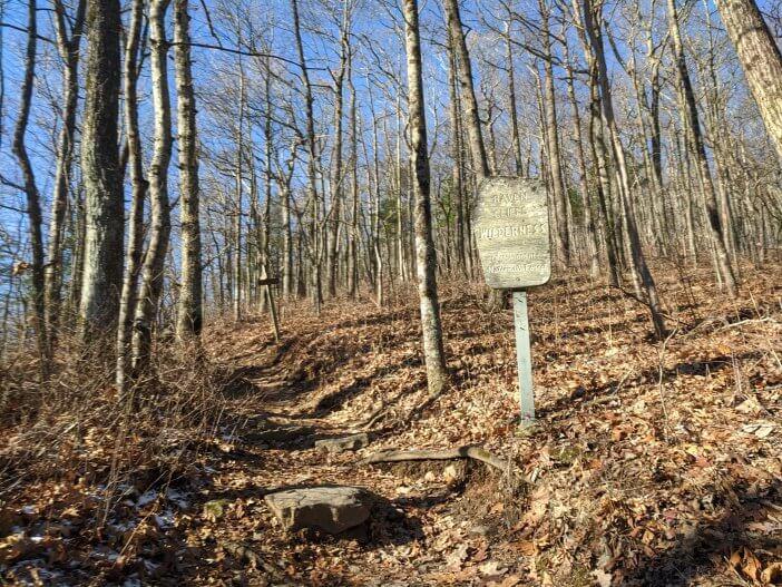 Hiking Cowrock Mountain 1