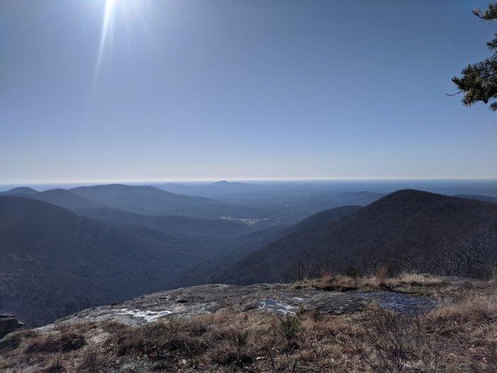 Hiking Cowrock Mountain 4