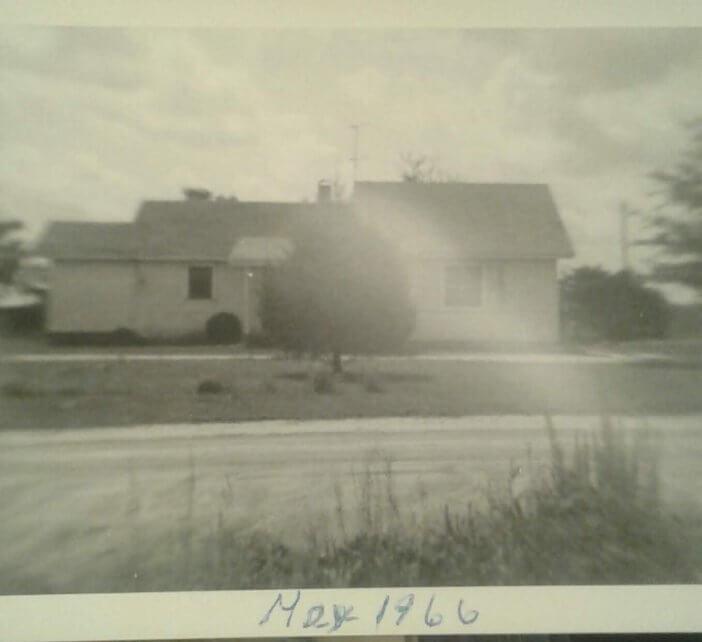 House Oconee County 1960s