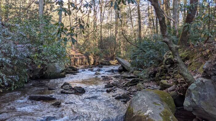 Frogtown Creek