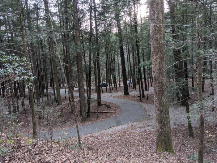 DeSoto Falls Campground