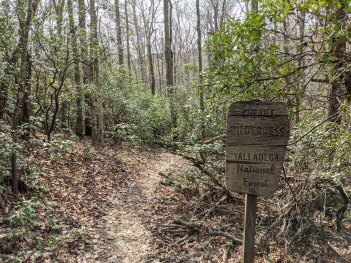 Nubbin Creek Trail