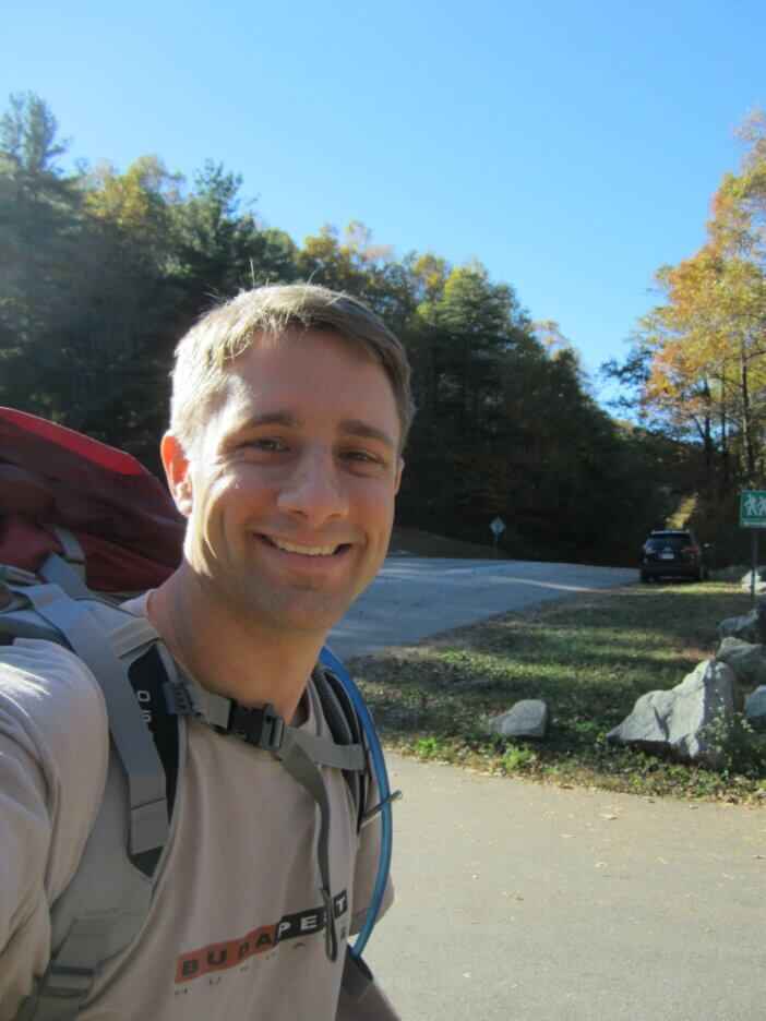 Cooper Gap to Woody Gap On The Appalachian Trail 1