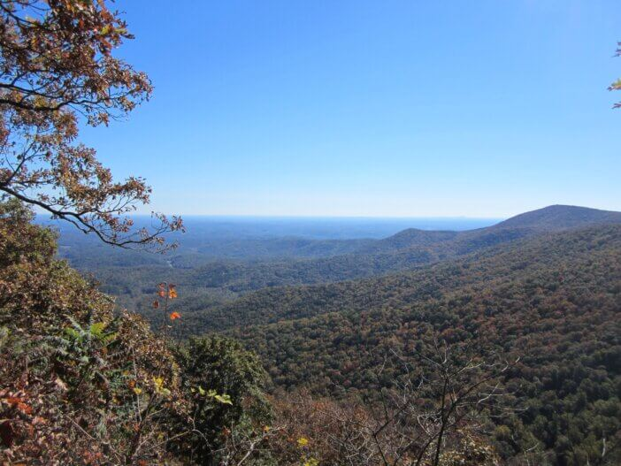 Cooper Gap to Woody Gap On The Appalachian Trail 6